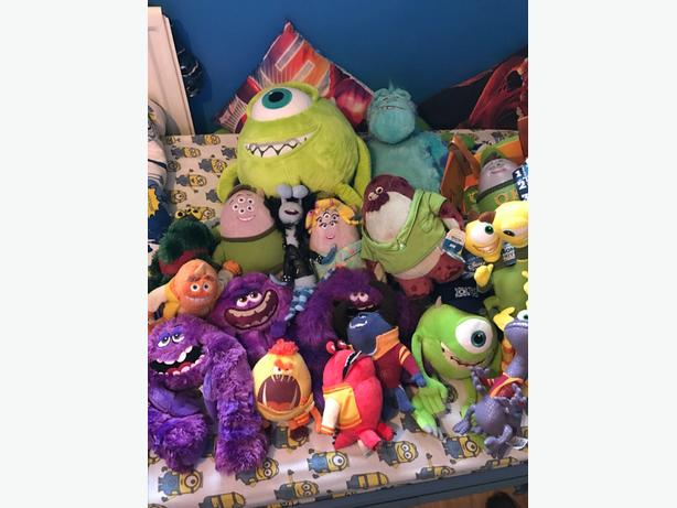 monsters inc buddle