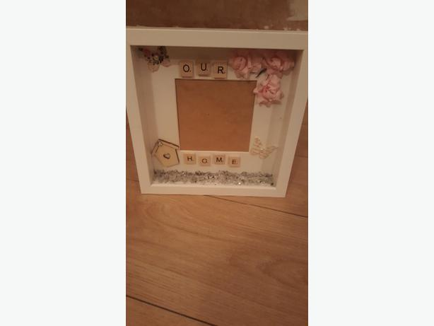 hand made picture frames