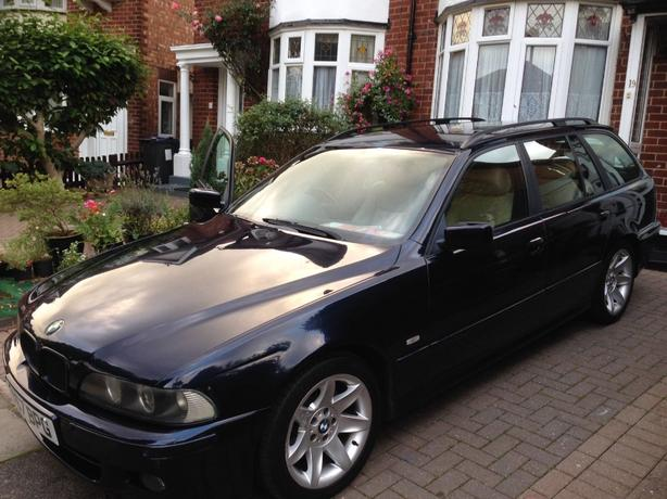 BMW 525i Touring Sport