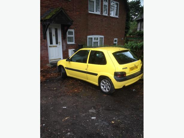 yellow saxo vtr 1of 500