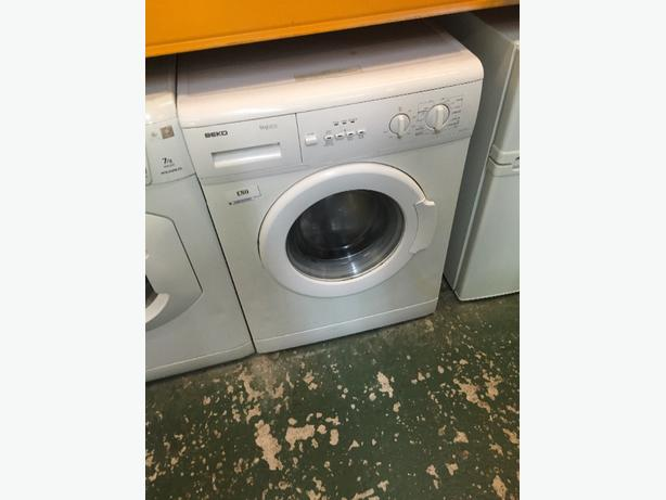 beko washer free delivery and fiiting