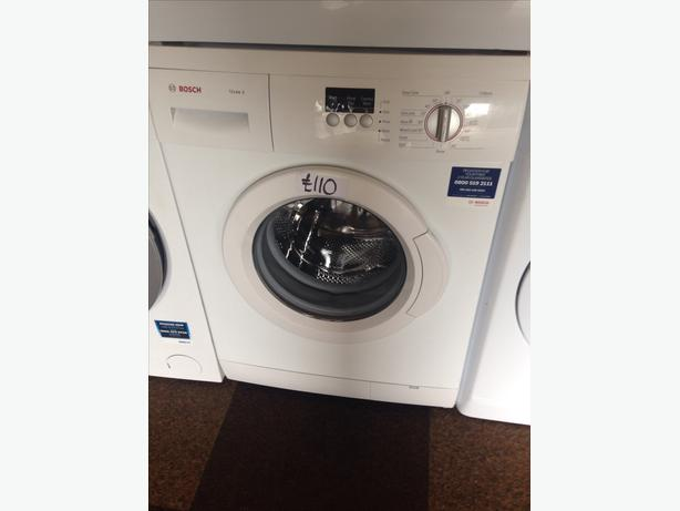 BOSCH 6KG WASHING MACHINE032