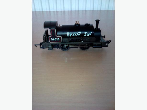 HORNBY STEAM LOCOMOTIVE