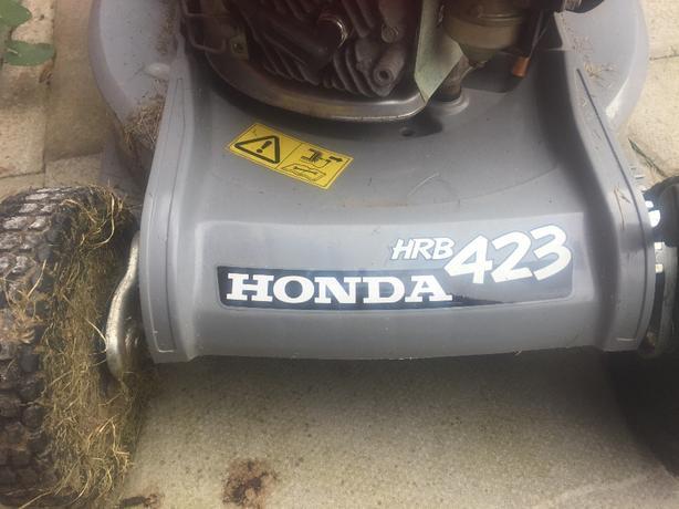 honda hrb423 rear roller