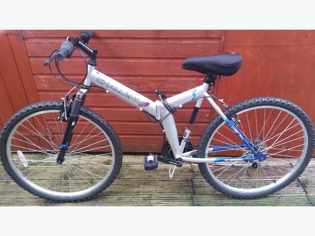 challenger 26inch folding bike