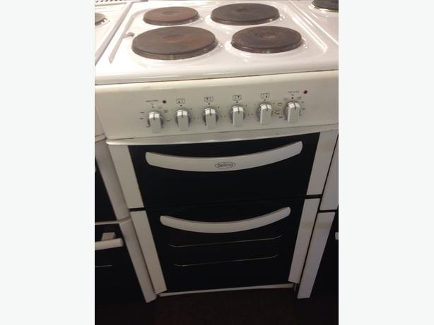 BELLING 50CM DOUBLE OVEN ELECTRIC COOKER02
