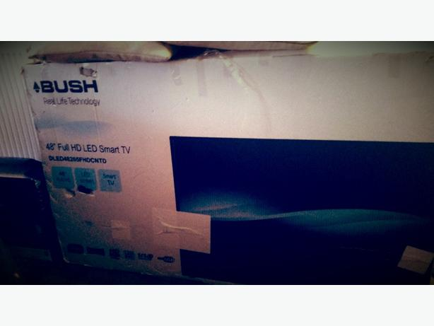 "Bush 48"" HD LED Smart TV"