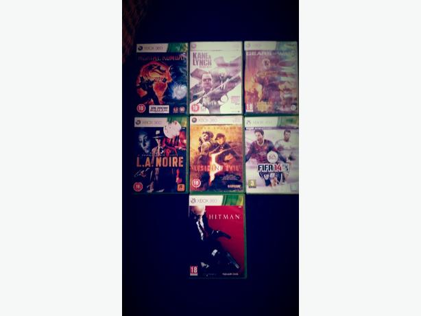OFFERS: 7 Xbox 360 Games