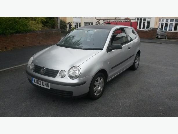 vw polo 2002 1.2 petrol runs ok