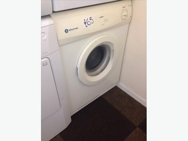 6KG WHITE KNIGHT VENTED DRYER00