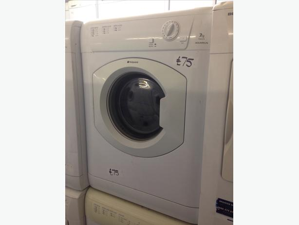 HOTPOINT 7KG VENTED DRYER