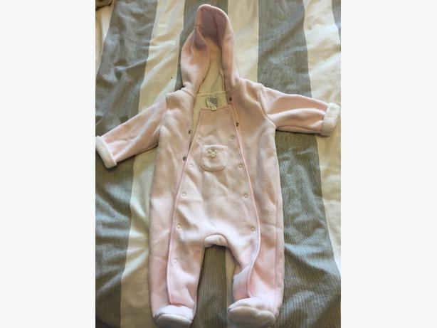 baby girls jasper conran 0-3 months winter suit