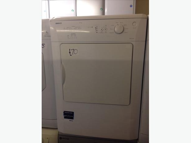 BEKO 6KG VENTED DRYER0