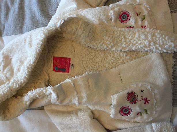 baby girl 3-6 month coats