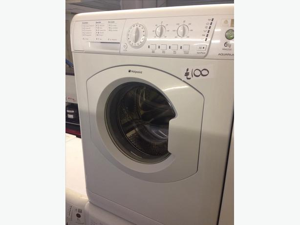 HOTPOINT 6KG WASHING MACHINE03