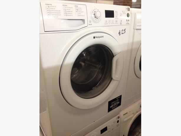 HOTPOINT 6KG WASHING MACHINE6