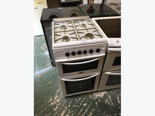 lovely 50cm gas cooker belling all working