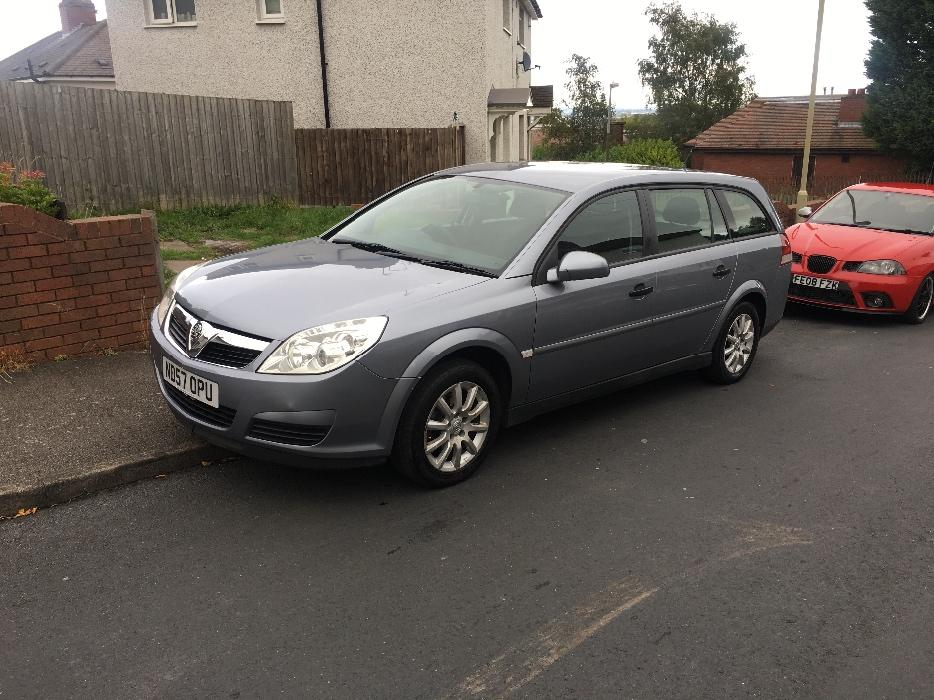 vauxhall vectra estate 1 8 vvt 2007 mint dudley dudley. Black Bedroom Furniture Sets. Home Design Ideas