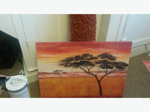 rug canvas n orniments