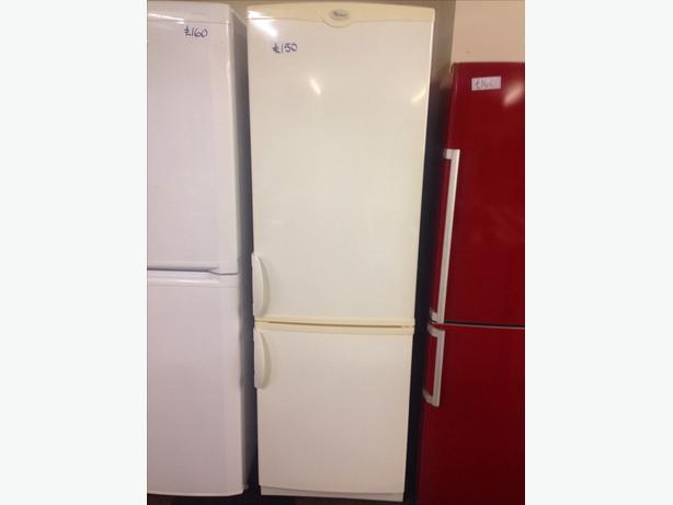 WHIRLPOOL FRIDGE FREEZER101