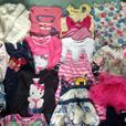 JOB LOT girls clothes BARGAIN FOR 60 PIECES