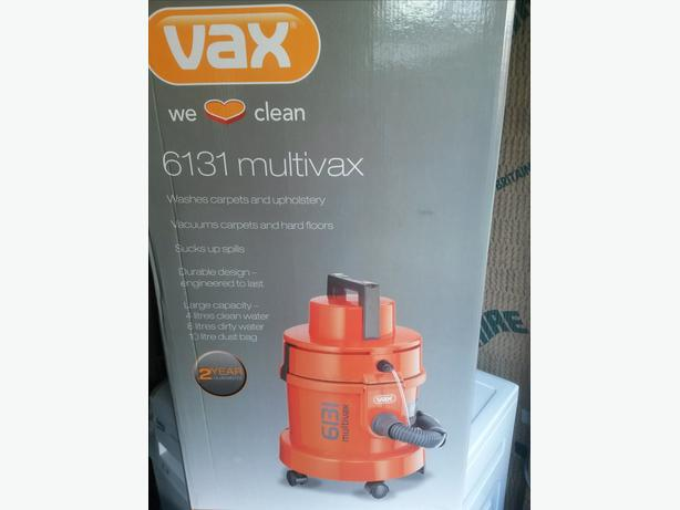 vax 6131T cleaner brand new un-opened carpet cleaner