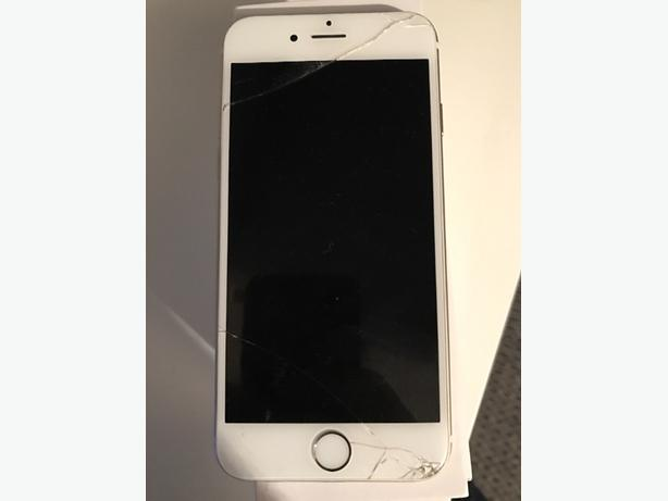 iphone 6 16gb gold boxed o2