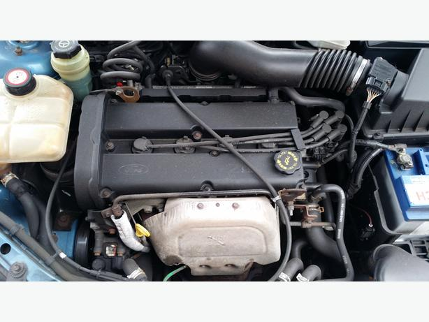 Ford focus 1.8 zetec