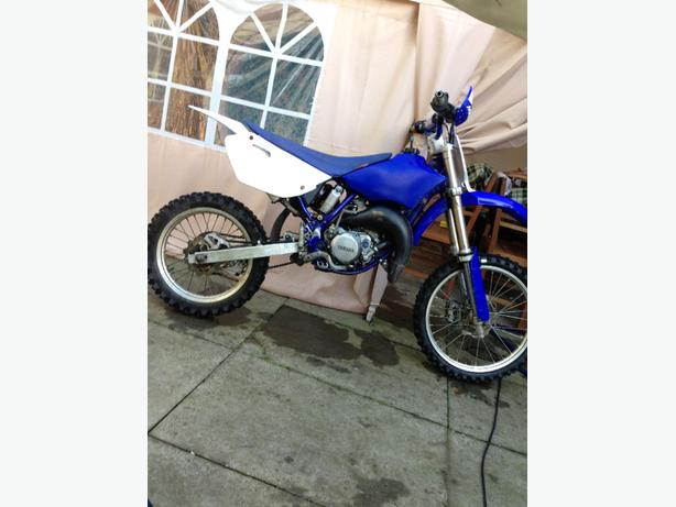 FOR TRADE: Yz 85 BIG WHEEL 2005