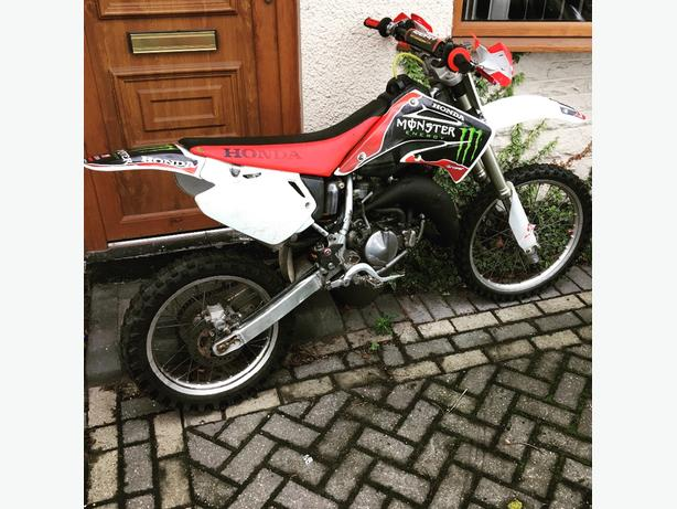 Honda CR 85 School Boy Big Wheel Edition 2007