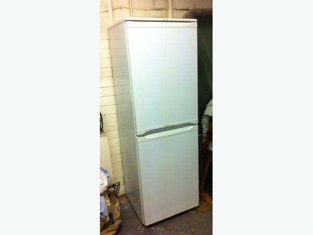 hotpoint fridge freezer very good condition sandwell. Black Bedroom Furniture Sets. Home Design Ideas