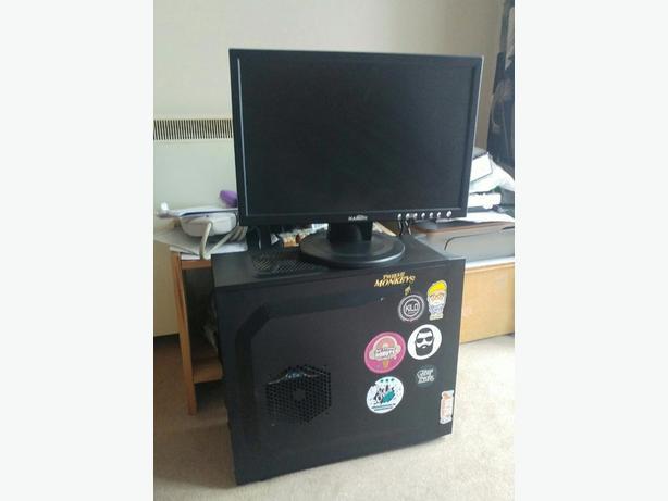 Custom built desktop gaming pc