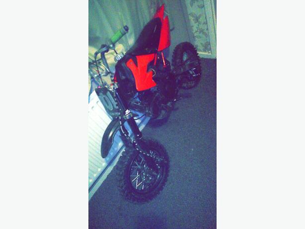 Ghost gmx 150 pitbike