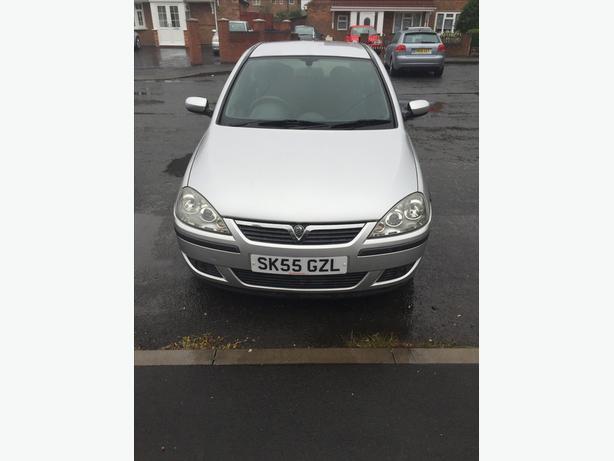 Vauxhall Corsa 1.2l Twinport 12 months MOT £850