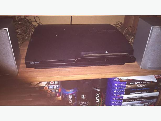 Jailbroken PS3