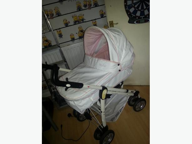 babystyle pram