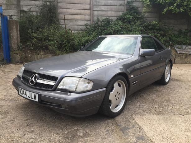 1996 Mercedes Benz SL320 *HARD TOP* *FULL SERVICE HISTORY*