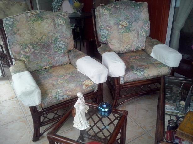 cane comfortable garden sunroom conservatory furniture