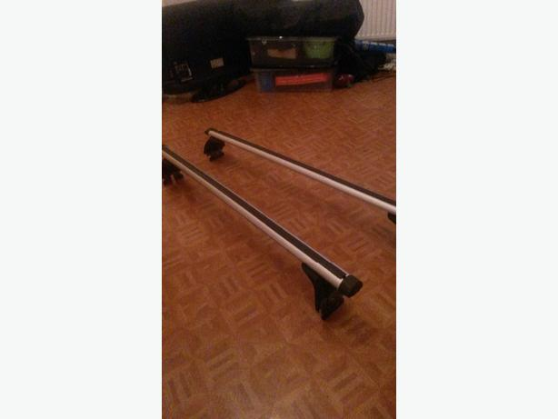 mercedes vito roof bars