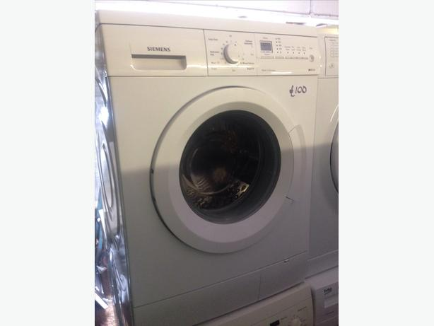 SIEMENS 6KG WASHING MACHINE00