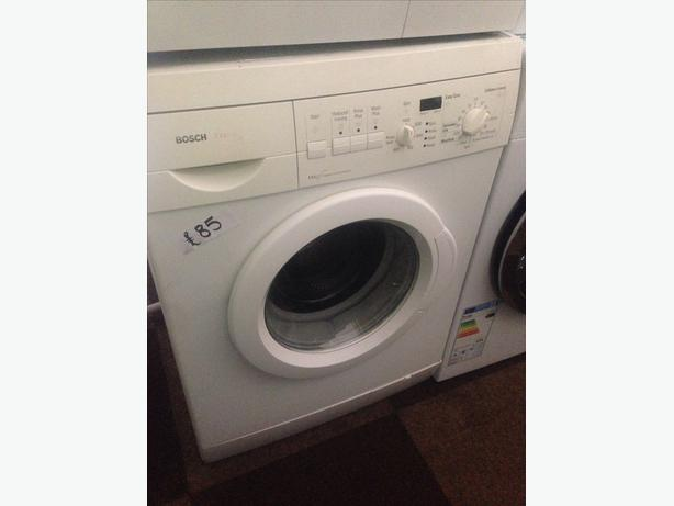 BOSCH 6KG WASHING MACHINE3