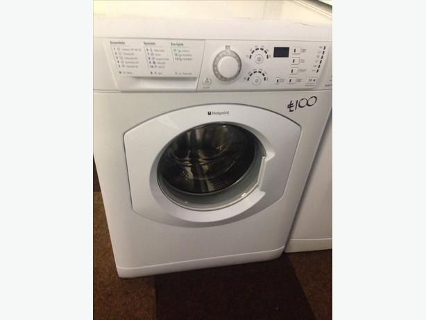6KG HOTPOINT WASHING MACHINE002