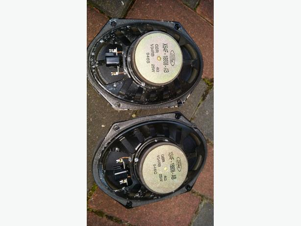Ford focus door speakers