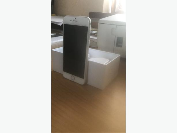 iPhone 6 128GB Silver - UNLOCKED