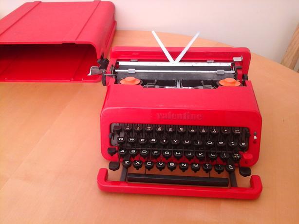 Ollivetti Valentine Typewriter