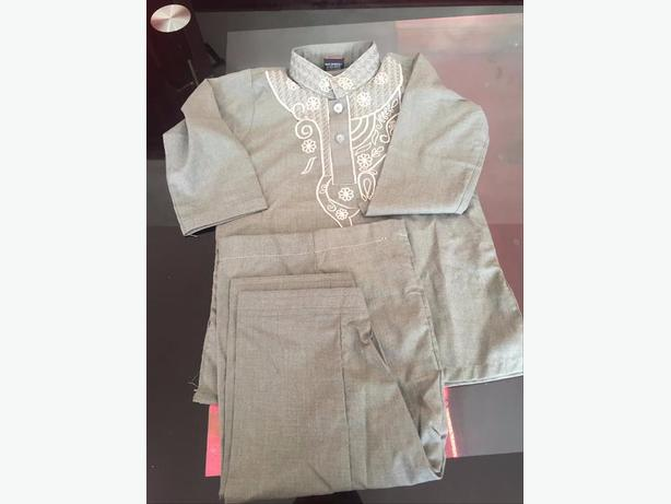 dress for boy 1-2 years old