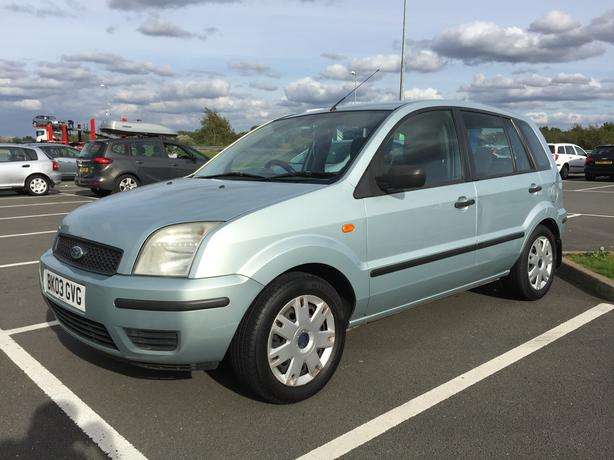 2003 ford fusion 1 4 fiesta focus corsa 1 2 willenhall dudley. Black Bedroom Furniture Sets. Home Design Ideas