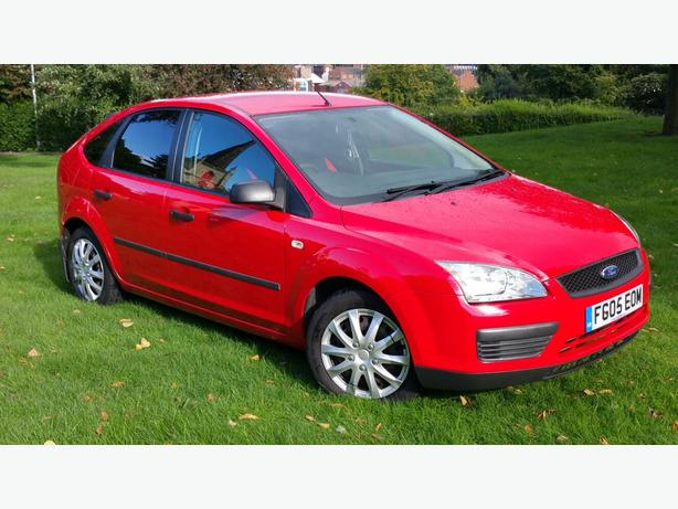 FORD FOCUS 1.6 TDCI 05 REG (12 months mot)  IMMACULATE CONDITION