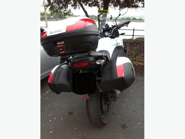 KAWASAKI VERSYS 1000 GRAND TOURER 2014 LOW MILES