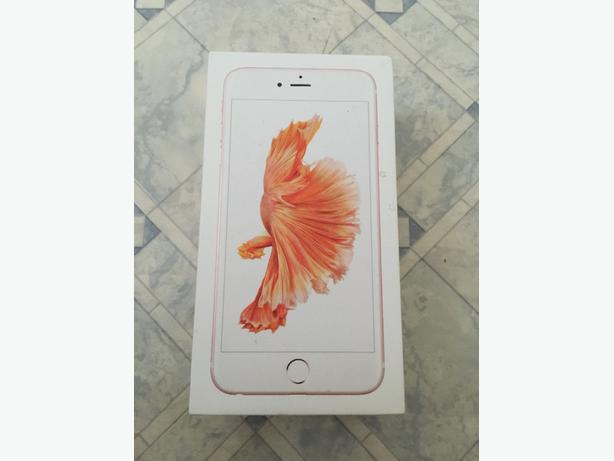 IPhone 6s Plus in box brand new 64G bargain!!look